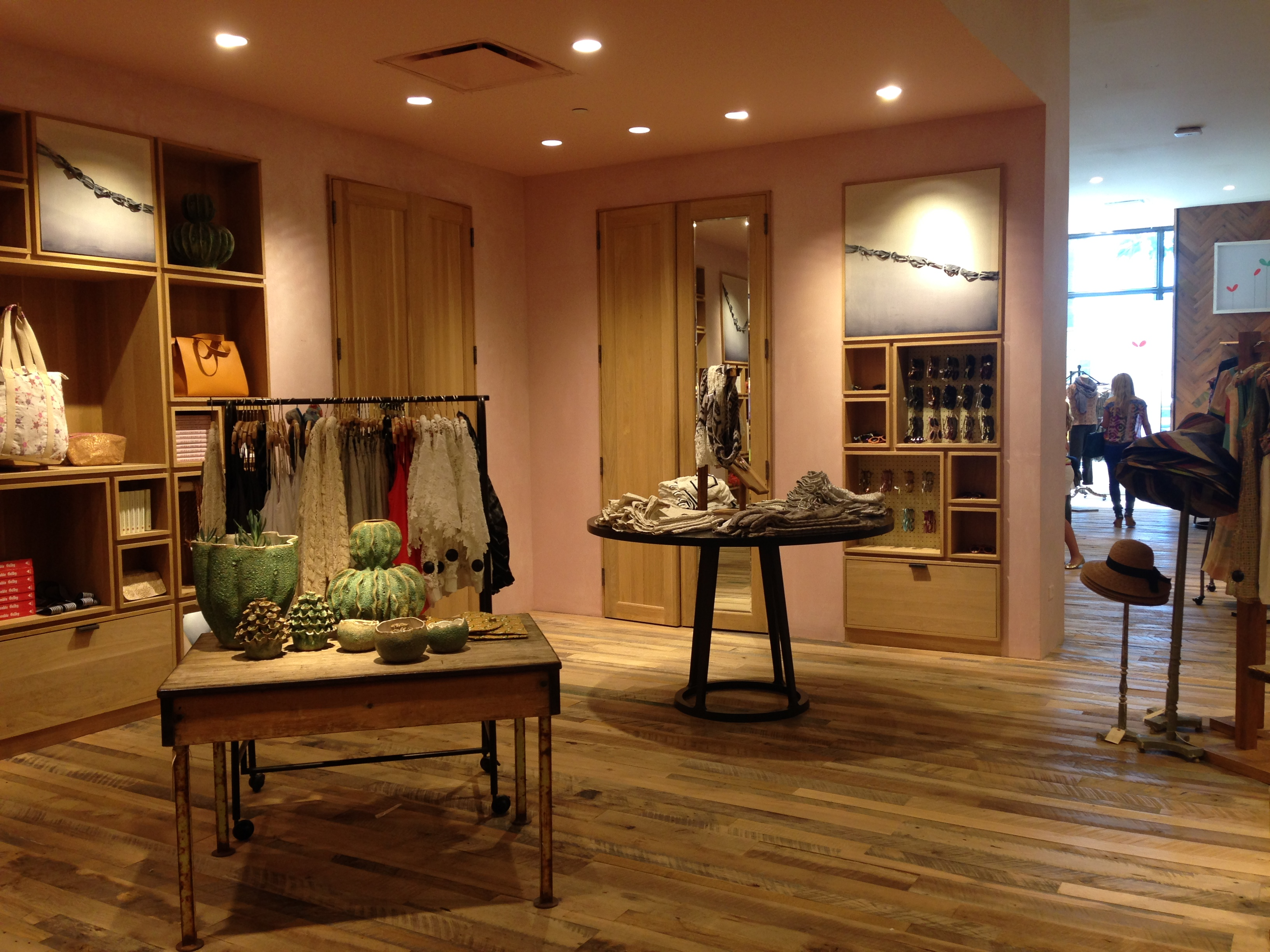 Part 1 looking for kindred in store and online for Online stores like anthropologie